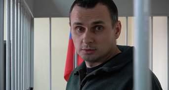 Поки наші в російських тюрмах, ми відпускаємо вбивць: Сенцов відреагував на обмін полоненими