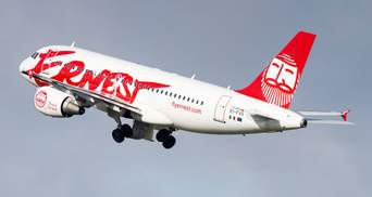 Італійський лоукостер Ernest припиняє всі польоти з 13 січня