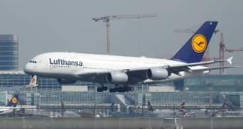 Німецька Lufthansa з 30 грудня скасовує понад 170 рейсів: із яких міст та на який термін