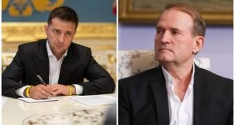 Как лишить Медведчука звания почетного юриста: Зеленский ответил на петицию