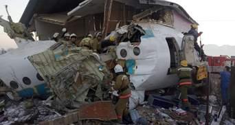 Авиакатастрофа в Казахстане: следствие назвало еще одну версию трагедии