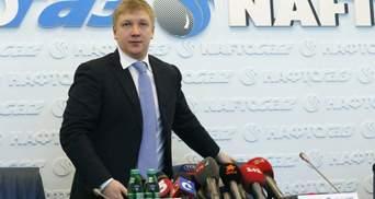 Стовідсоткової гарантії немає: Коболєв відповів, що буде у випадку порушення Росією газових угод