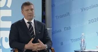 """Транзитный договор не запрещает прямые поставки газа из России в обход """"Нафтогаза"""" – Коболев"""