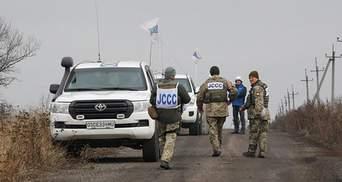 В ОБСЕ впервые зафиксировали камеры боевиков в Золотом на участках разведения
