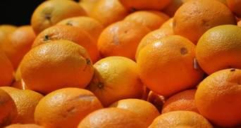 На Львівщині знищили 220 кілограм апельсин: причина