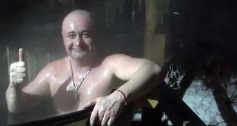 """Депутат от """"Оппоблока"""" Олабин угрожал патрульным пистолетом: появилось видео"""