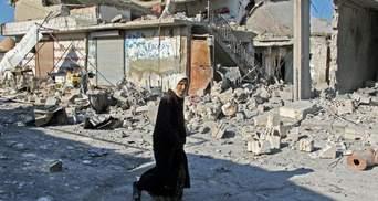 Сирійські урядові війська розбомбили школу: загинули діти – відео 18+