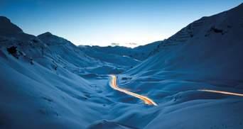 Завдяки новій системі стабілізації зимове водіння стало безпечнішим та простішим