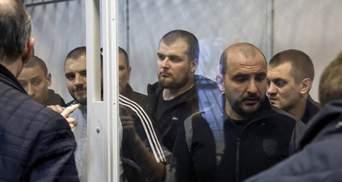 """Суд продлил меры пресечения обвиняемым в убийстве """"Сармата"""": детали"""
