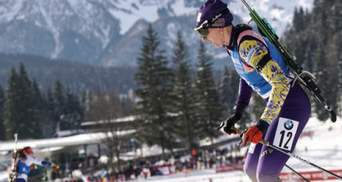 Українка Підгрушна перемогла на чемпіонаті Австрії з біатлону