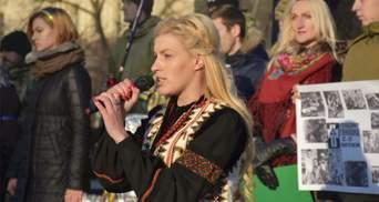 Известная львовская активистка Живко оказалась аферисткой и интриганткой