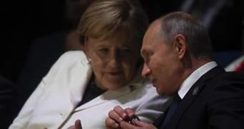 Меркель на запрошення Путіна відвідає Москву: планує обговорити Україну