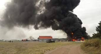 Атака на военную базу США в Кении: погибли 3 американцев – видео