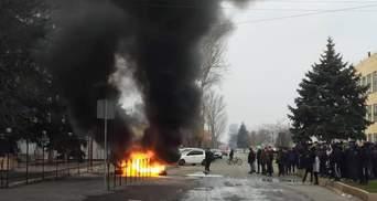 Убийство в Каховке: правоохранители встретились с родственниками погибшего