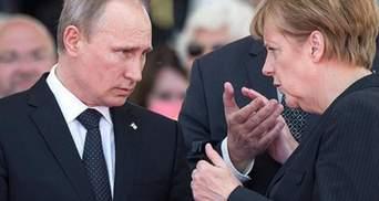 Меркель їде до Путіна: чого від зустрічі чекає Україна