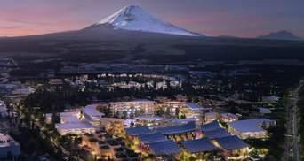 Toyota построит город будущего для испытания ключевых технологий