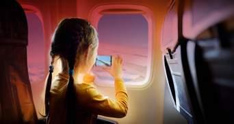 Які місця у літаку найбезпечніші: інфографіка