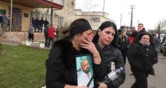 Резонансне вбивство у Каховці: у місті прощаються з загиблим