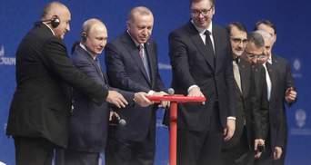 """Почему """"Турецкий поток"""" неудачный политический ход против Украины"""