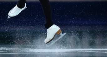 Российская фигуристка упала с 5-метровой высоты во время репетиции открытия юношеской Олимпиады