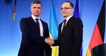 Украина и Германия будут сотрудничать в расследовании авиакатастрофы МАУ в Иране