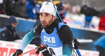 Фуркад уверенно выиграл спринт в Оберхофе, украинец Прима – 15-й