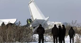 Авіакатастрофа в Казахстані: влада назвала основну версію трагедії