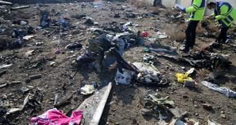 Країни-партнери передали Україні таємну інформацію про катастрофу в Ірані, – Пристайко