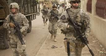 США не збираються забирати свої війська з Іраку: заява Держдепу