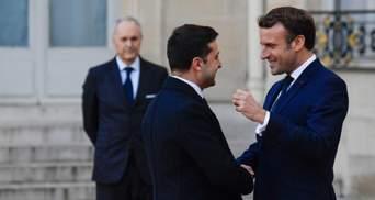 Зеленський домовився з Макроном про залучення Франції до розшифрування чорних скриньок
