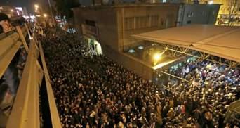 В Ірані відновились протести через збиття літака МАУ: останні новини з Тегерану – фото, відео