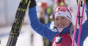 37-річна Мякяряйнен виграла мас-старт, Підгрушна тільки 18-а