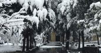 Потужні снігопади обрушились на Афганістан: кількість загиблих збільшилася до 24