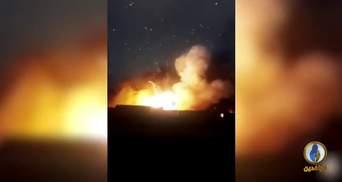 Військову базу США в Іраку знову обстріляли: є поранені – відео