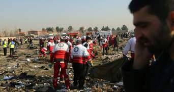 Авіакатастрофа МАУ в Ірані: глави МЗС 5 країн зустрінуться у Лондоні