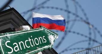 Коли Євросоюз скасує санкції проти Росії
