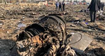 """В СНБО открыли """"закрытые"""" версии катастрофы самолета МАУ в Иране"""