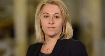 Міністерка Альона Бабак прокоментувала чутки про свою відставку
