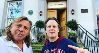 Джо Бонамасса записує альбом на легендарній студії Abbey Road — фото
