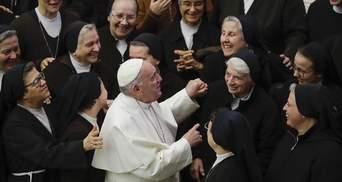 Папа Римский впервые назначил женщину на топовую должность