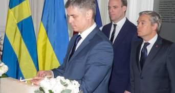 У Лондоні завершилися перемовини глав МЗС Канади та України щодо авіакатастрофи МАУ