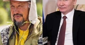 Сможет ли шаман одолеть суеверного узурпатора Путина