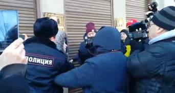 В Москве протестуют из-за изменений Путина в Конституцию: фото и видео