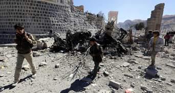 Иранские военные обстреляли учебные базы в Йемене: 60 человек погибли