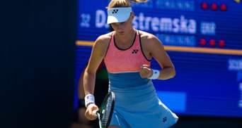 Из-за непогоды в Австралии перенесли матч украинской теннисистки