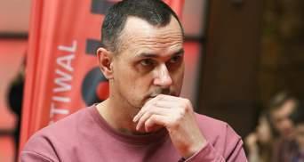 Олег Сенцов закликав прийти та здати кров для поранених військових