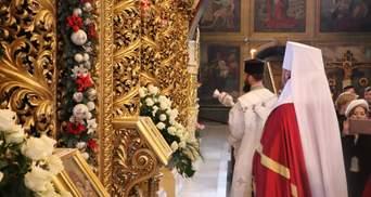 """Панахида за загиблими """"кіборгами"""" у Михайлівському соборі: фото, відео"""