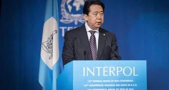 В Китае за коррупцию экс-главу Интерпола приговорили к 13 годам: детали дела
