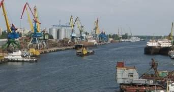 """Порт """"Херсон"""" отримає 300 мільйонів гривень інвестицій"""