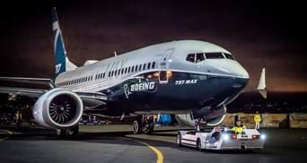 После авиакатастроф Boeing прекратила производство самолетов 737 MAX